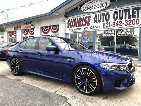 2018 Bmw M5 For Sale In Amityville Ny