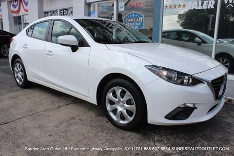 Sunrise Auto Outlet >> 2016 Mazda Mazda3 For Sale In Amityville Ny