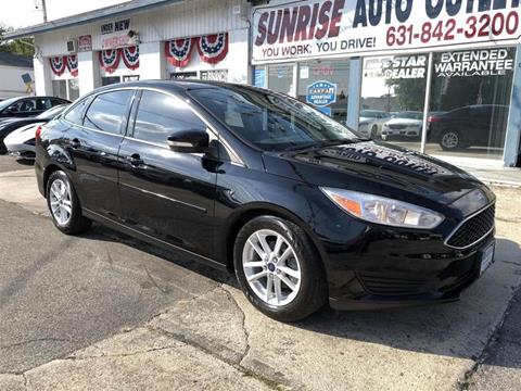 2016 Ford Focus for sale in Amityville, NY