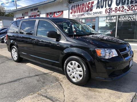 2016 Dodge Grand Caravan for sale in Amityville, NY