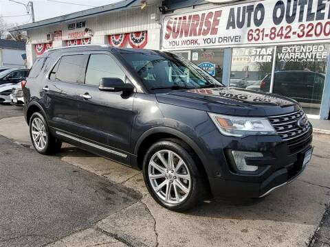 Sunrise Auto Outlet >> Ford Explorer For Sale In Amityville Ny Sunrise Auto Outlet