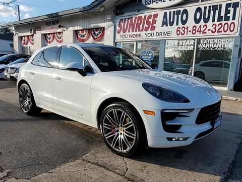 2017 Porsche Macan for sale in Amityville, NY