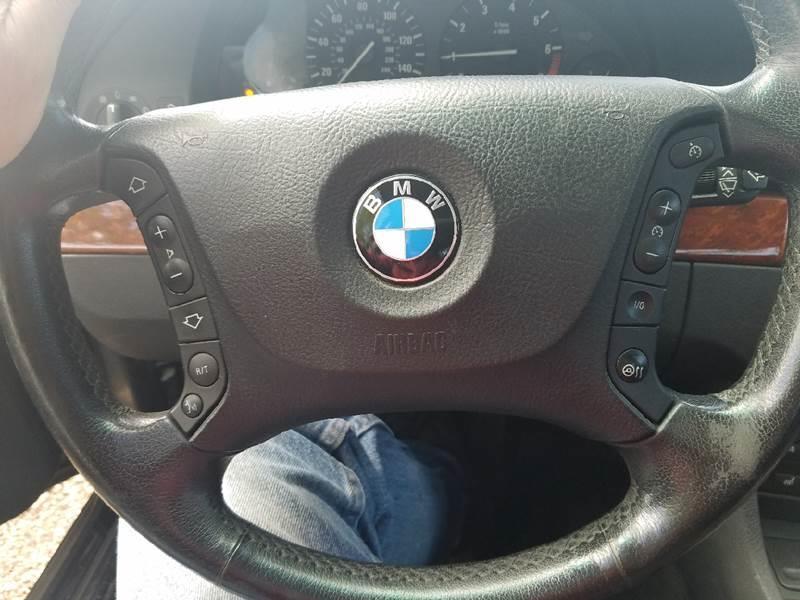 2003 BMW 5 Series 530i 4dr Sedan - Roscoe IL