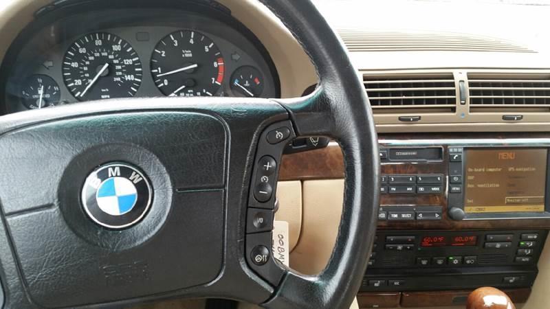 2000 BMW 7 Series 740iL 4dr Sedan - Roscoe IL