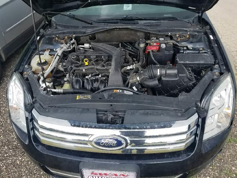 2008 Ford Fusion I4 SE 4dr Sedan - Roscoe IL