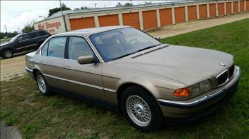 2000 BMW 7 Series for sale in Roscoe, IL