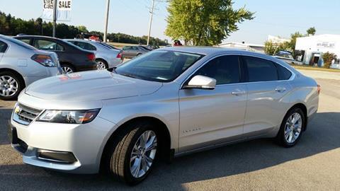 2015 Chevrolet Impala for sale in Roscoe, IL