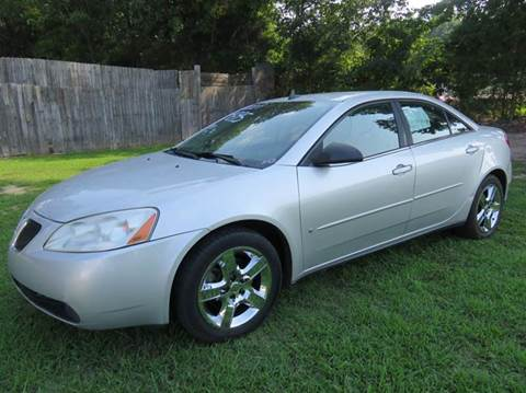 2009 Pontiac G6 for sale in Thomasville, NC