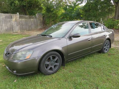2006 Nissan Altima for sale in Thomasville, NC