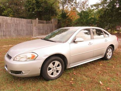 2010 Chevrolet Impala for sale in Thomasville, NC