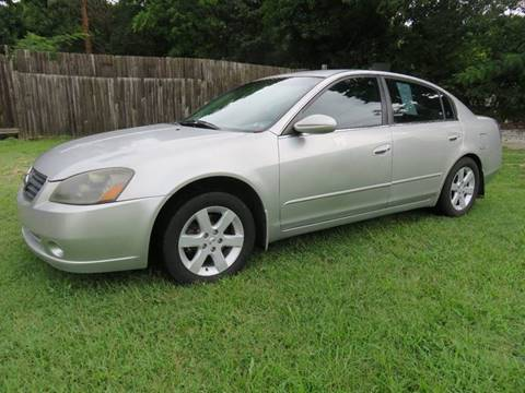 2005 Nissan Altima For Sale In Whiteville Nc Carsforsale