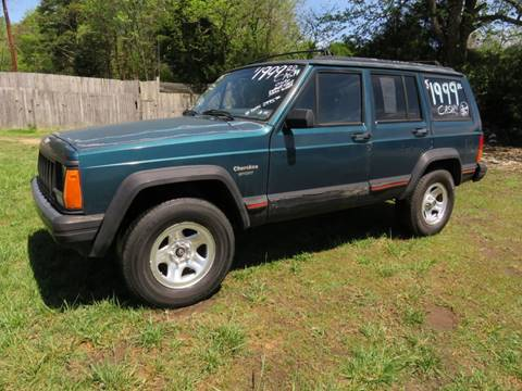 1995 Jeep Cherokee for sale in Thomasville, NC