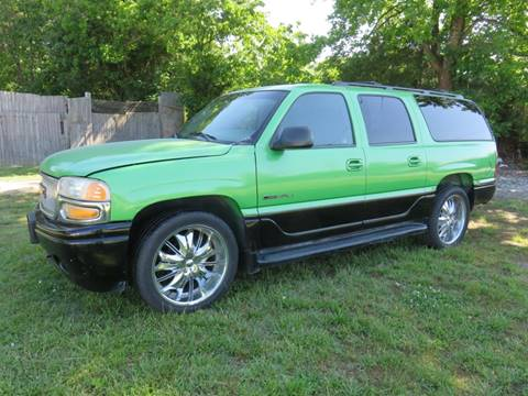 2001 GMC Yukon XL for sale in Thomasville, NC