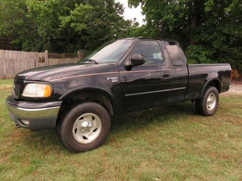 1999 Ford F-150 for sale in Thomasville, NC