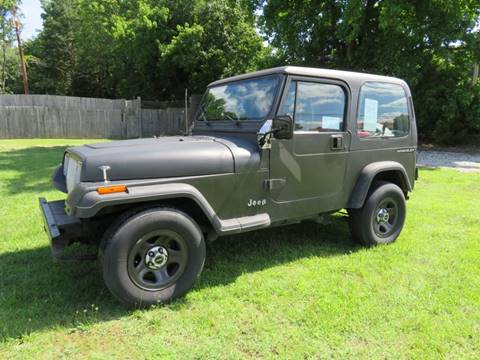 1995 Jeep Wrangler for sale in Thomasville, NC