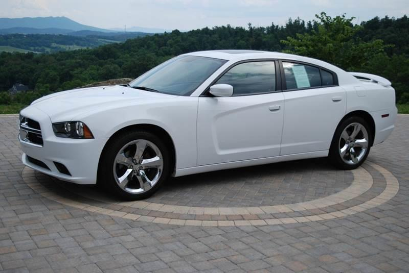 2011 Dodge Charger for sale at JW Auto Sales LLC in Harrisonburg VA