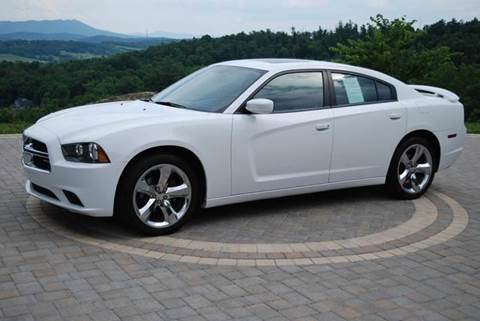 2011 Dodge Charger for sale at JW Auto Sales LLC in Harrisonburg VA