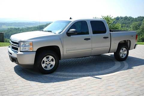 2009 Chevrolet Silverado 1500 for sale at JW Auto Sales LLC in Harrisonburg VA