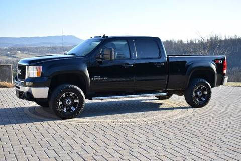 2008 GMC Sierra 2500HD for sale in Harrisonburg, VA