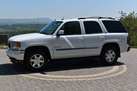 2005 GMC Yukon for sale in Harrisonburg, VA