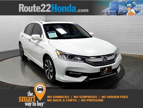 2016 Honda Accord for sale in Hillside, NJ