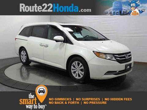 2017 Honda Odyssey for sale in Hillside, NJ