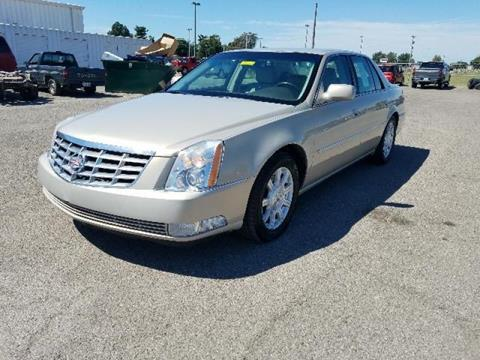 2008 Cadillac DTS for sale in Malden, MO