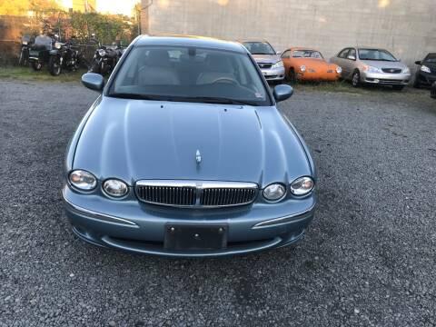 2004 Jaguar X-Type for sale at A & B Auto Finance Company in Alexandria VA