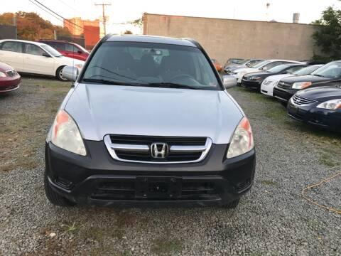 2004 Honda CR-V for sale at A & B Auto Finance Company in Alexandria VA