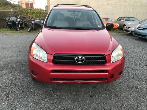 2006 Toyota RAV4 for sale at A & B Auto Finance Company in Alexandria VA