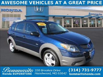 2003 Pontiac Vibe for sale in Hazelwood, MO