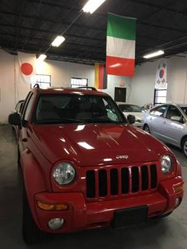2003 Jeep Liberty for sale in Gaithersburg, MD