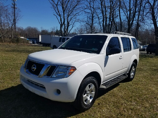 2009 Nissan Pathfinder 4x4 Se 4dr Suv In Toms River Nj The Used