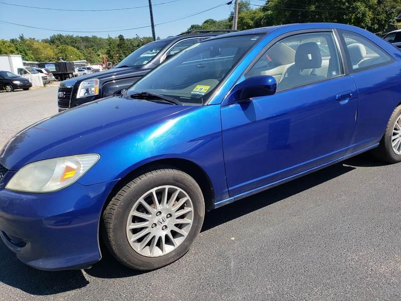 2005 Honda Civic EX Special Edition 2dr Coupe   Toms River NJ