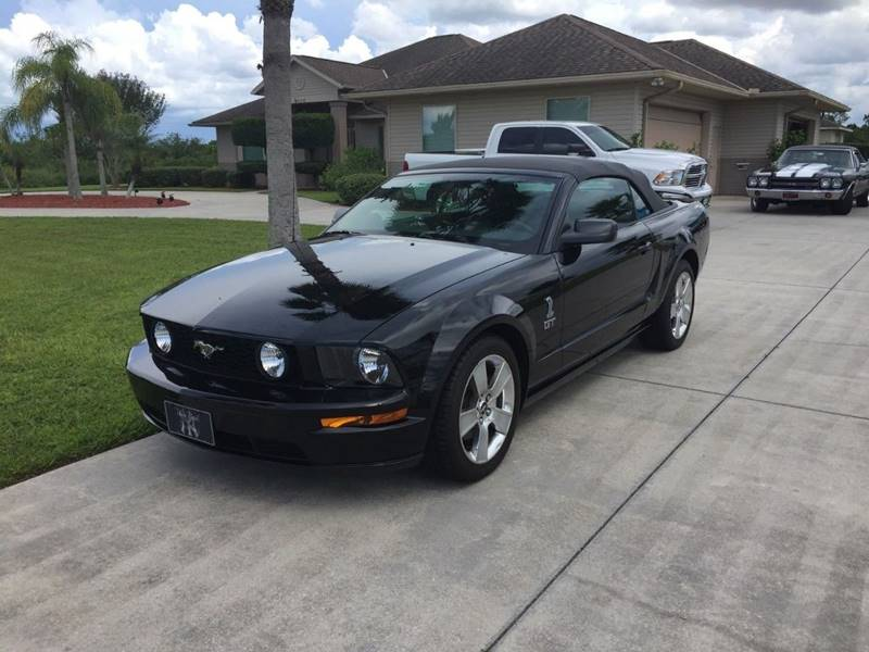 2006 ford mustang gt premium 2dr convertible in toms river nj the used car factory fahad 39 s. Black Bedroom Furniture Sets. Home Design Ideas
