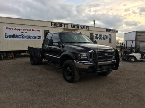 2004 Ford F-350 Super Duty for sale in Austin, TX
