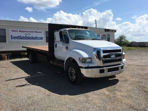 2005 Ford F-650 Super Duty for sale in Austin, TX