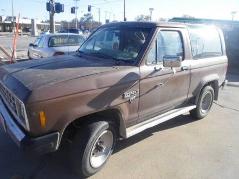 1985 Ford Bronco II for sale in Council Bluffs, IA