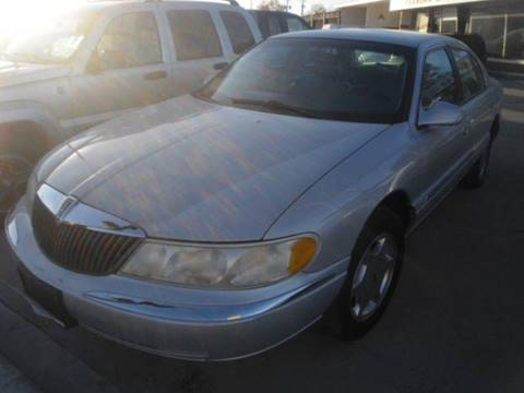 2001 Lincoln Continental for sale in Council Bluffs, IA