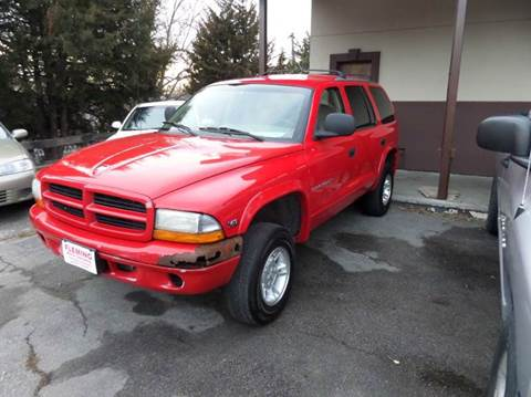 1998 Dodge Durango for sale in Council Bluffs, IA