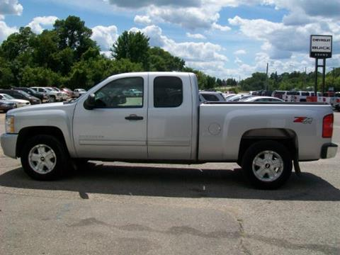 2010 Chevrolet Silverado 1500 For Sale In Montevideo Mn