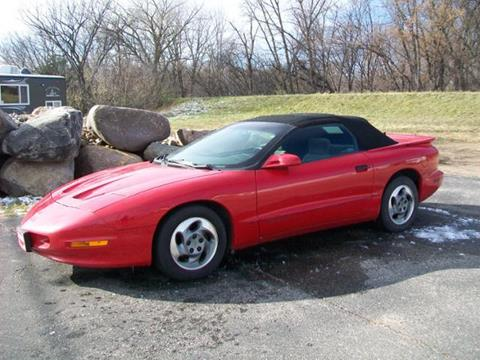 1995 Pontiac Firebird for sale in Montevideo, MN