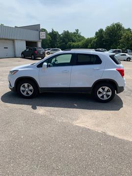 2019 Chevrolet Trax for sale in Montevideo, MN