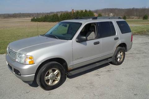 2005 Ford Explorer for sale at WESTERN RESERVE AUTO SALES in Beloit OH