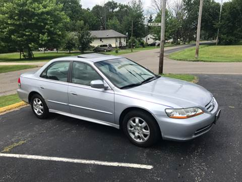 2001 Honda Accord for sale at WESTERN RESERVE AUTO SALES in Beloit OH