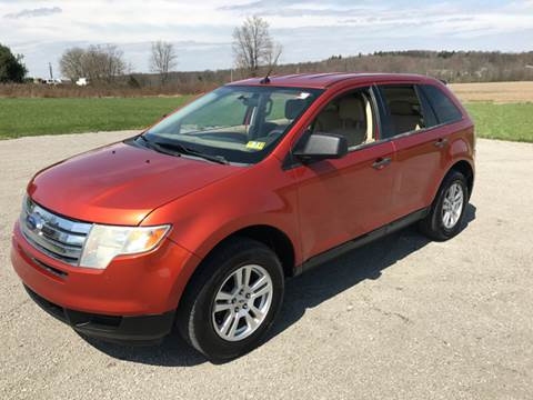 2007 Ford Edge for sale at WESTERN RESERVE AUTO SALES in Beloit OH