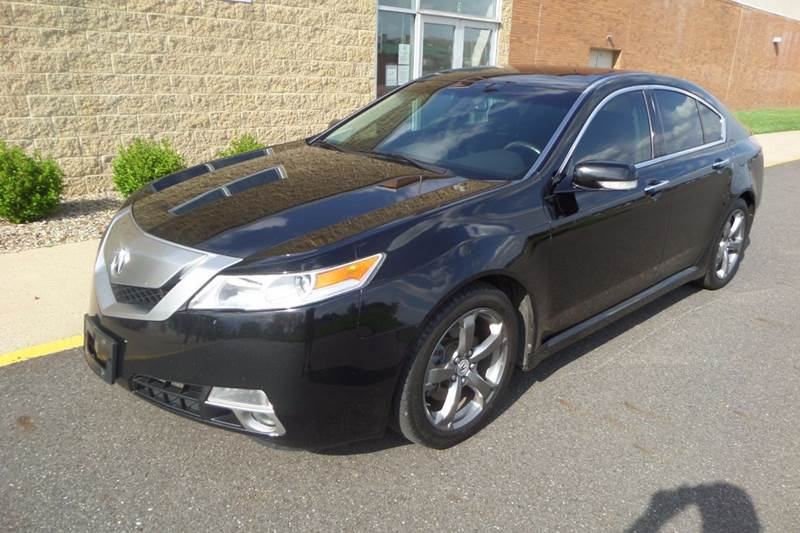 2010 Acura TL for sale at WESTERN RESERVE AUTO SALES in Beloit OH