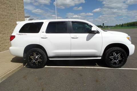 2009 Toyota Sequoia for sale at WESTERN RESERVE AUTO SALES in Beloit OH