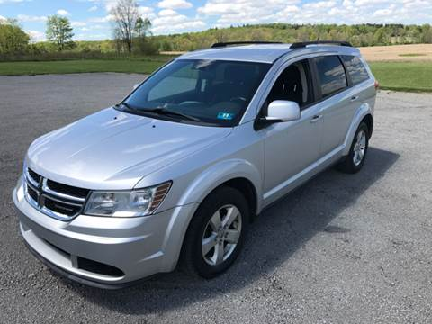 2011 Dodge Journey for sale at WESTERN RESERVE AUTO SALES in Beloit OH