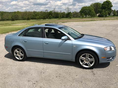 2006 Audi A4 for sale at WESTERN RESERVE AUTO SALES in Beloit OH